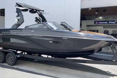 Speedboat California