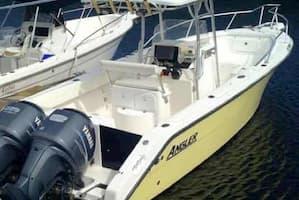 Powerboat Islamorada
