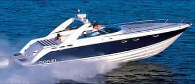 Powerboat Newport Beach
