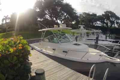 Pro Sports Fishing Boat West Palm Beach