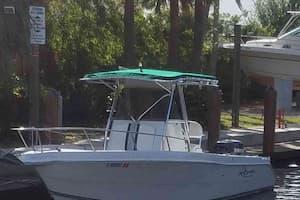 Fishing Boat Florida 1