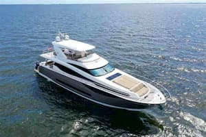 Romantic Yacht with cabins Florida