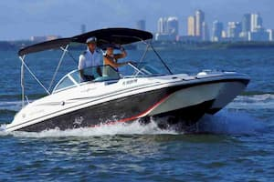 Romantic Motorboat Miami Beach