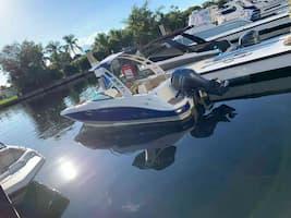 Romantic Speedboat Rides in Miami Beach
