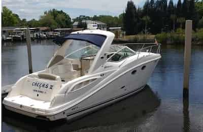 Romantic Motor Boat Ride in Florida 1