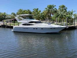 Yacht for romatic date Florida