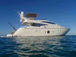 Romantic Yacht Ride Miami Beach
