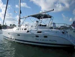 Sailboat Fort Lauderdale