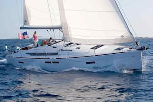 Sailboat Key West 1