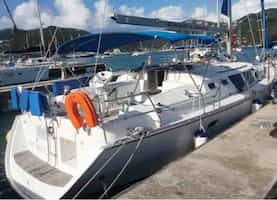 Vessel British Virgin Islands