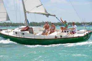Sailboat Key West