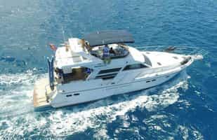 Motor Yacht British Virgin Islands