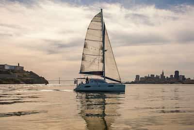 Sailboat California