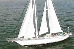 Sailing Boat California