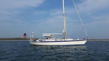 Sailboat New Jersey