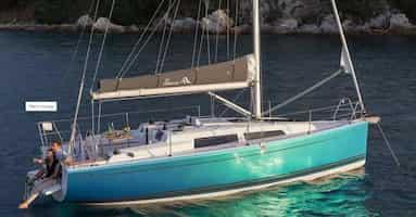 Sailboat France