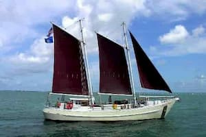 Sailboat for 4th of July Florida