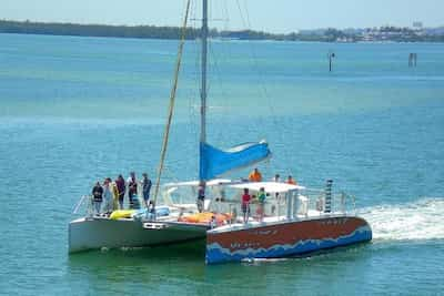 Sailboat for Parties Fort Lauderdale
