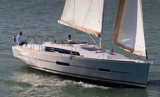 Sailing Boat Bahamas