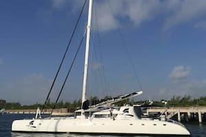Sailing Boat Cancun