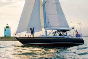 Sailing Boat Massachusetts