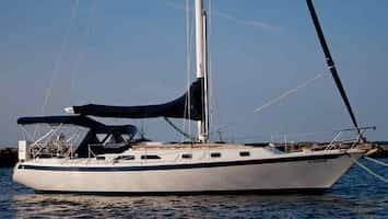 Sailing Vessel New Jersey
