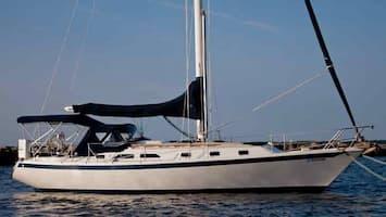 Sailing Boat New York