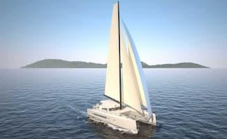Catamaran France 1