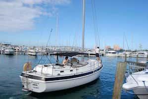 Sailing Vessel Bahamas