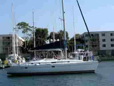 Sailing Boat Marina del Rey