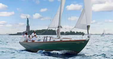 Sailing Vessel New York