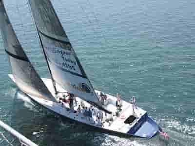 Sailing Boat San Diego