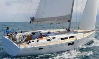 Sailing Vessel Saint Tropez