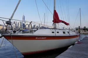 Jersey City boat charters