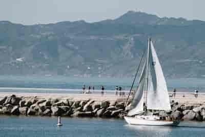 Sailing Vessel Marina del Rey