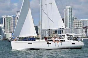 Sailing Boat Coral Gables