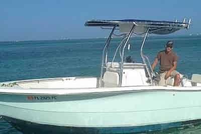 Speedboat Key Largo