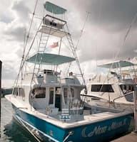 Fishing Motorboat Florida 1