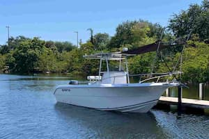fishing watercraft Miami