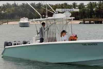 Sea Hunter Boat West Palm Beach