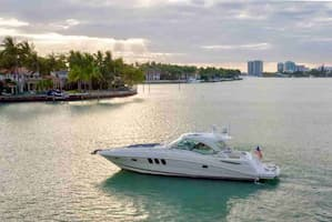 Yacht Miami Beach 1