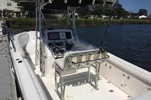 Small Boat Bahamas