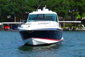 Small Motorboat North Miami Beach