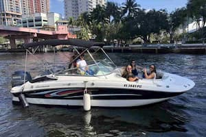 Small Speedboat Florida