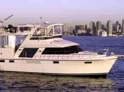 Motor Yacht in San Diego