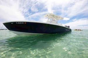 Custom Fishing Boat Miami Beach