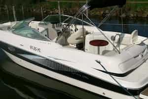 Speedboat Amsterdam