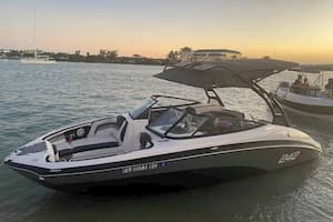 Speed Boat Florida