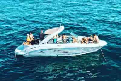 Speedboat Newport Beach