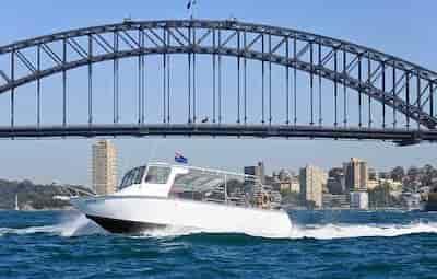 Speedboat Sydney